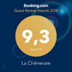 La Chêneraie award