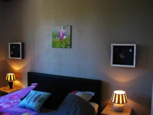 La Cheneraie chambre Rosée du printemps 1